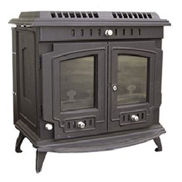 The Slowburn Damascus 10kw Wood Burning Stove