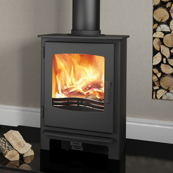 Evolution Desire 5kw Defra Multifuel Wood Burning Stove