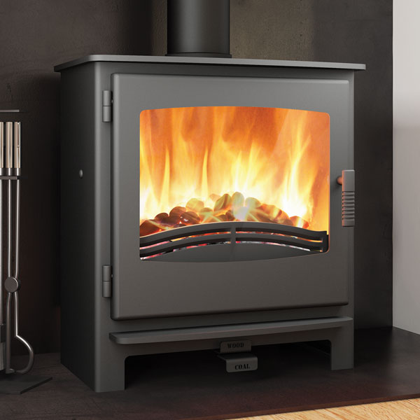 Evolution Desire 7kw Defra Multifuel Wood Burning Stove