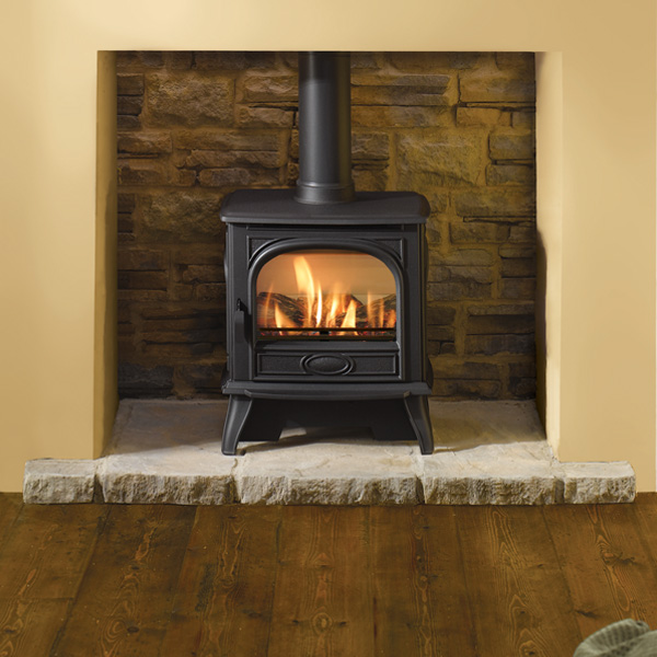 Dovre 280 3.8kw LPG Gas Stove - For Balanced Flue