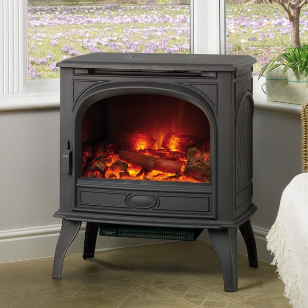 Dovre 425 1-2kw Electric Stove