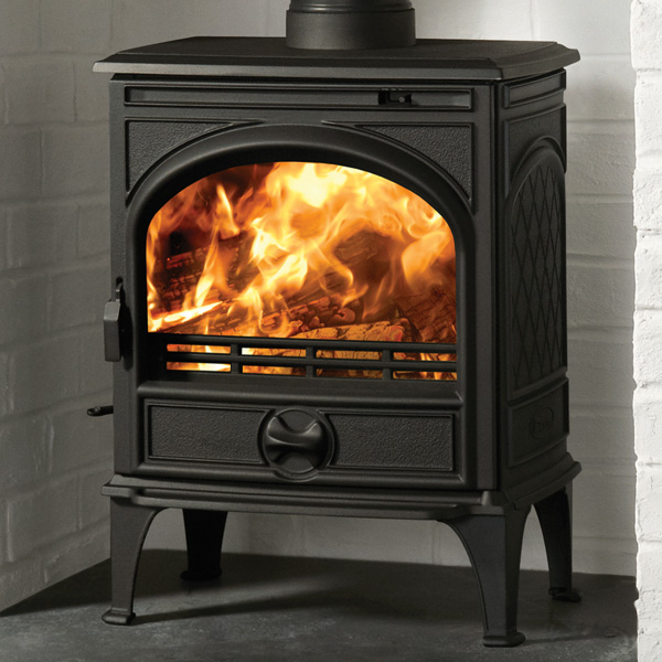 Dovre 425 8kw Multifuel Wood Burning Stove
