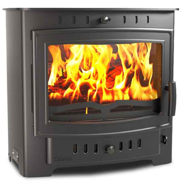 Villager Esprit Solo 8kw Multifuel Wood Burning Stove