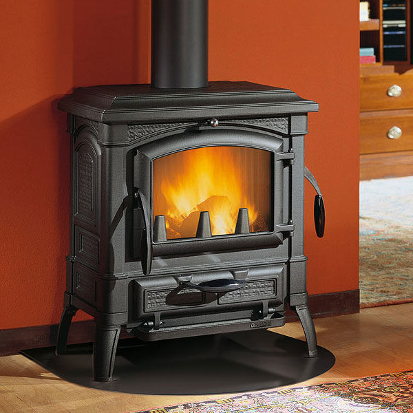 La Nordica Isetta Evo 7kw Wood Burning Stove