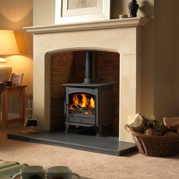 ACR Earlswood 5kw Steel Defra Multifuel Wood Burning Stove
