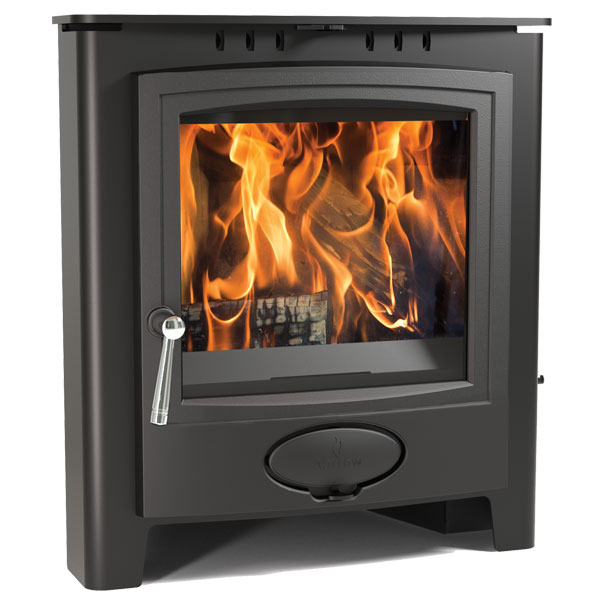 Arada Ecoburn Plus 5 - 4.8kw Inset Multifuel Wood Burning Stove