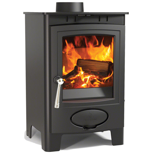 Arada Ecoburn Plus 4 - 4.5kw Multifuel Wood Burning Stove