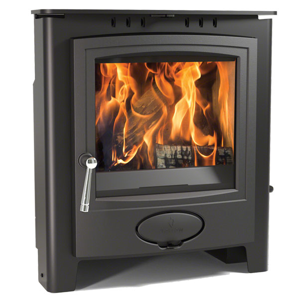Aarrow Ecoburn Plus 7 - 7.1kw Inset Multifuel Wood Burning Stove