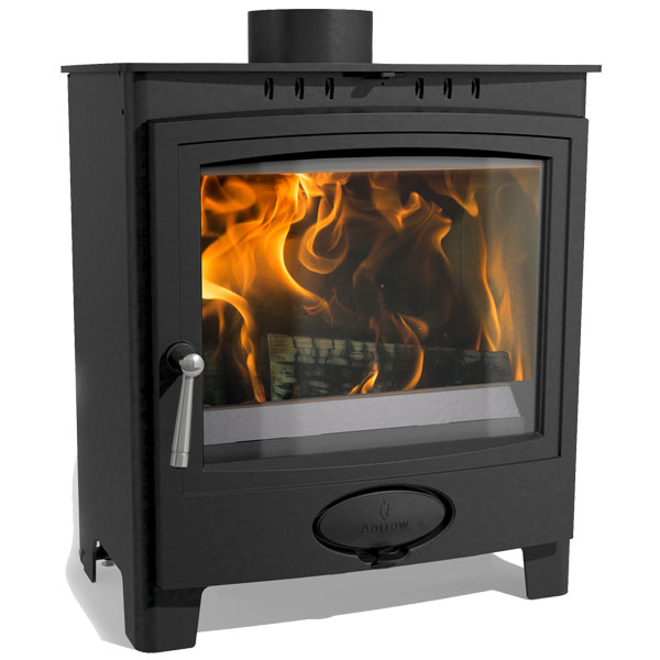 Aarrow Ecoburn Plus 5 - 4.9kw Widescreen Defra Multifuel Stove