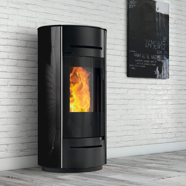 Edilkamin Ania Air Tight 8kw Pellet Stove