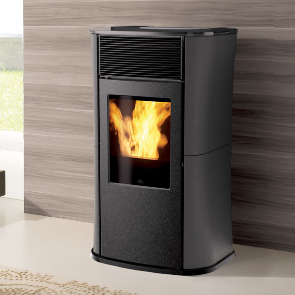 Edilkamin Mya Eco 6.5kw Wood Burning Pellet Stove
