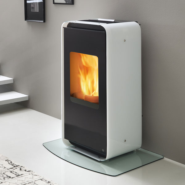 Edilkamin Nea Air Tight 8kw Pellet Stove