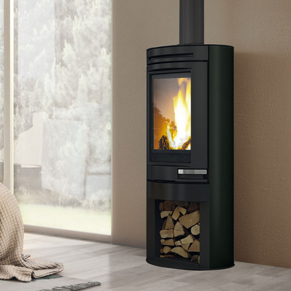 Edilkamin Tally 6kw Wood Burning Stove