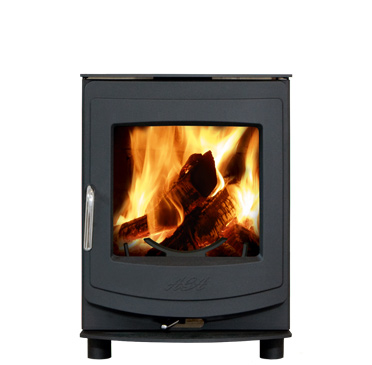 Aga Ellesmere 4 - 4.5kw Defra Approved Multifuel Wood Burning Stove