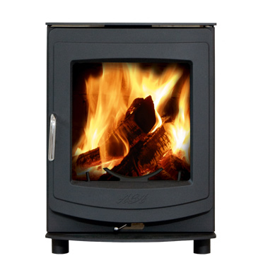 Aga Ellesmere 5 - 5.2kw Defra Approved Multifuel Wood Burning Stove