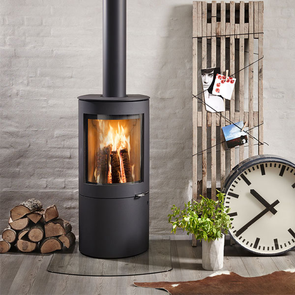 Westfire Uniq 26 4.4kw Defra Approved Convection Stove