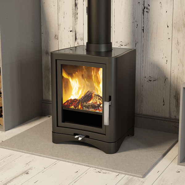 Evolution 5kw Deluxe Defra Approved Multifuel Stove