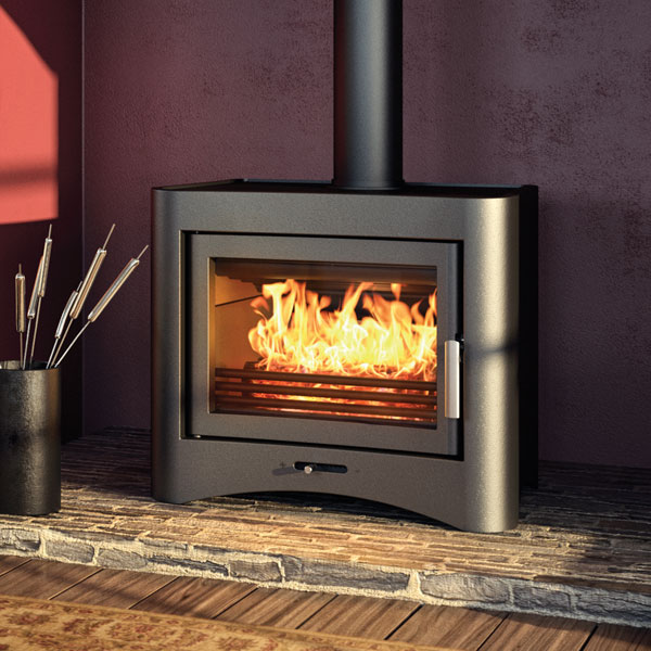 Evolution 26kw Defra Approved Wood Burning Boiler Stove