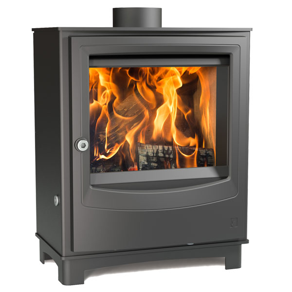 Arada Farringdon Medium 8kw Defra Wood Burning Stove