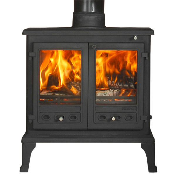 Firefox 12 - 13kw Multifuel Wood Burning Stove
