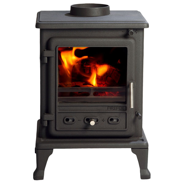 Firefox 5 Clean Burn 4.9kw Defra Multifuel Wood Burning Stove