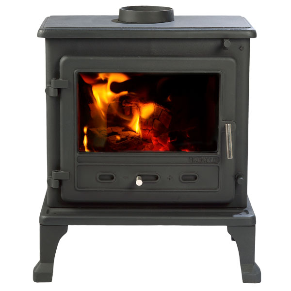 Firefox 8 Clean Burn 8.4kw Defra Multifuel Wood Burning Stove