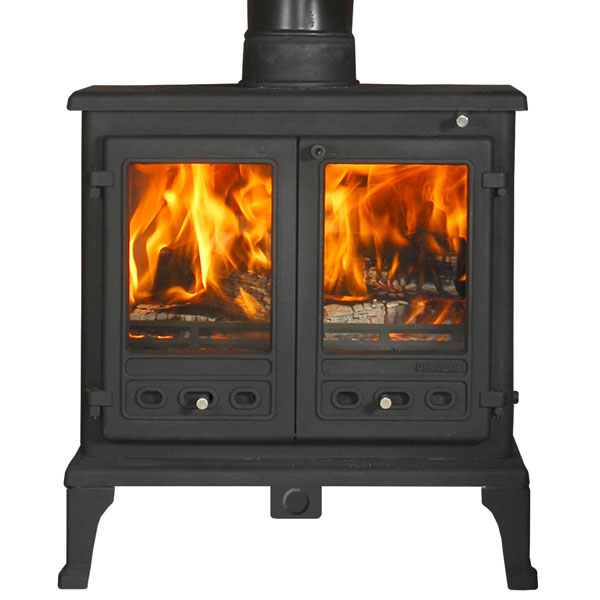 Firefox 12 13kw Multifuel Wood Burning Boiler Stove