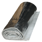 "Flexwrap Insulated Blanket 1m x 12mm (For 5"" & 6"")"