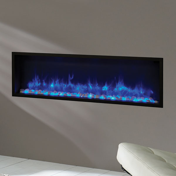 Gazco Radiance 105R Edge Inset Electric Fireplace