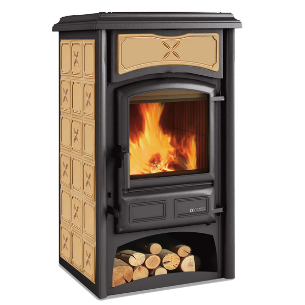 La Nordica Gisella 8kw Wood Burning Stove