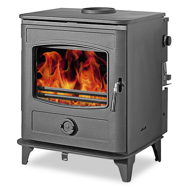 Graphite 15.1kw Multi Fuel Wood Burning Boiler Stove