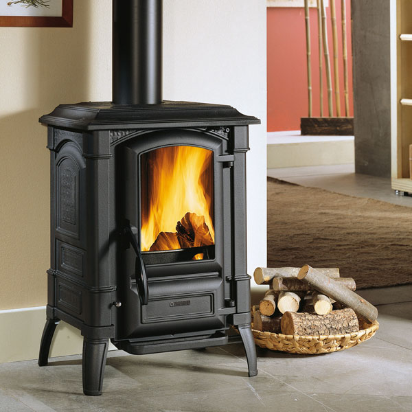 La Nordica Giulietta 6kw Wood Burning Stove
