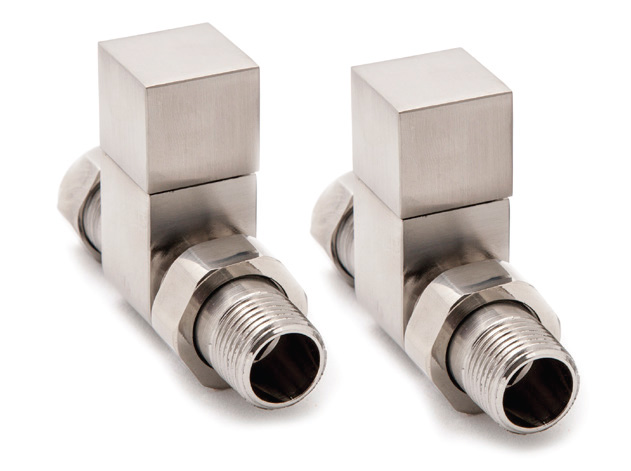 Reina Loge Brushed Straight Valves
