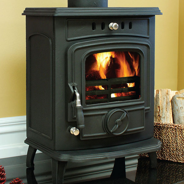 Henley Aran 5kw Multifuel Wood Burning Stove 163 491 00