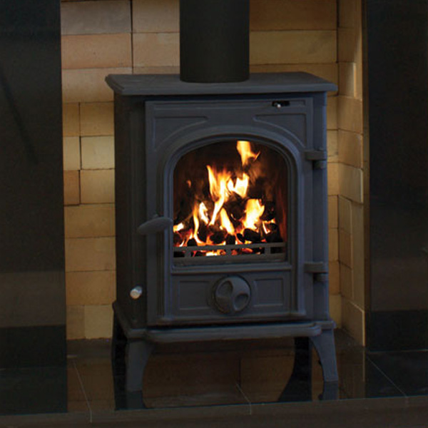 Henley Erne 8kw Multifuel Wood Burning Stove - EX-DISPLAY