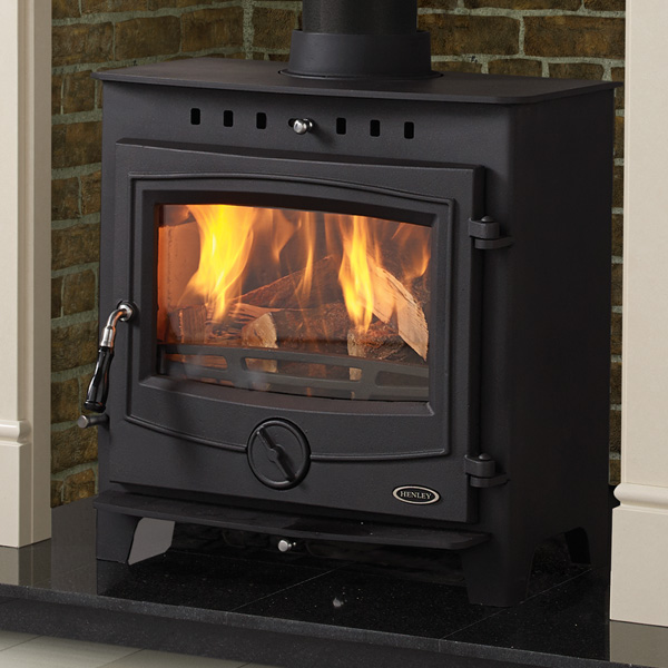 Henley Achill 16kw Multifuel Wood Burning Stove