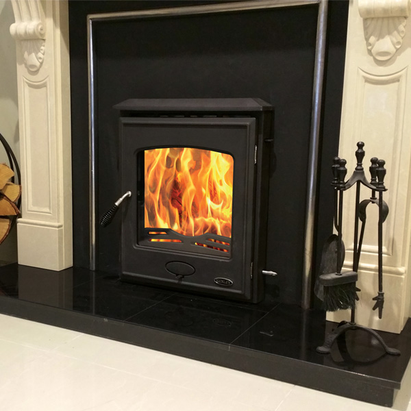 Henley Arklow 7kw Inset Multi Fuel Stove