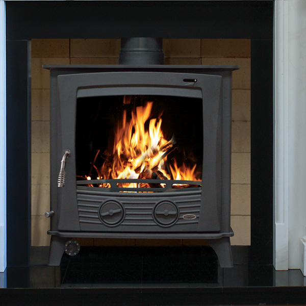 Henley Druid 25kw Multifuel Wood Burning Boiler Stove