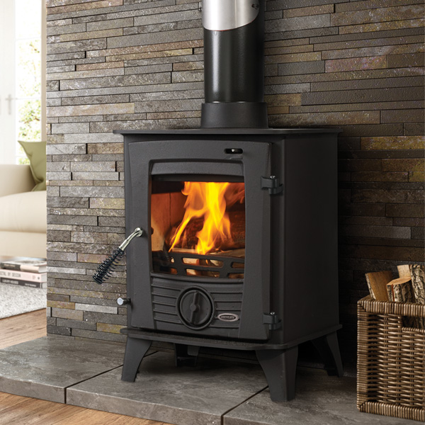 Henley Druid 5kw Defra Multifuel Burning Stove