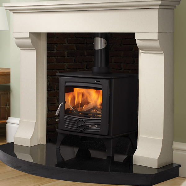 Henley Druid 16kw Multifuel Wood Burning Stove
