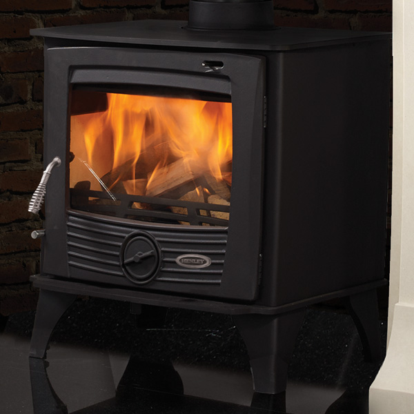 Henley Druid 8kw Defra Multifuel Wood Burning Stove