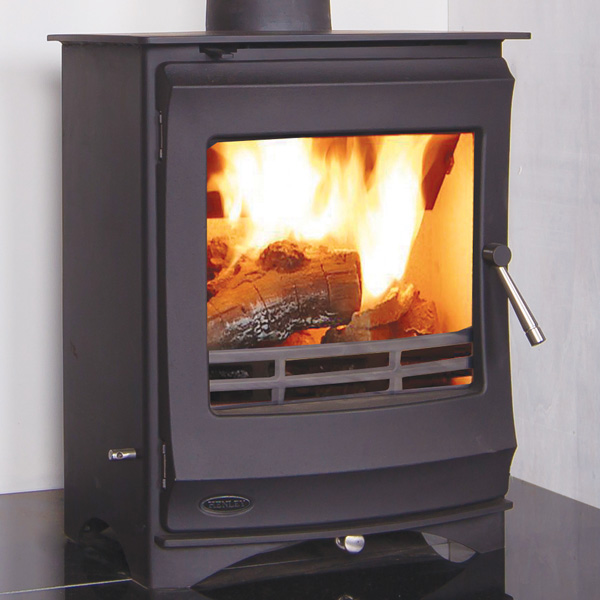 Henley Elcombe 5kw Defra Approved Multifuel Wood Burning Stove