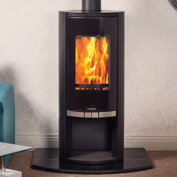 Henley Elite G1 - 7kw Wood Burning Stove