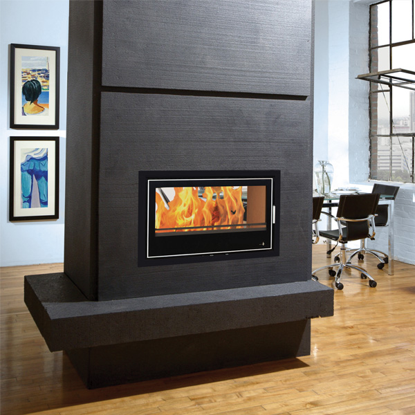 Henley Lisbon 900 -14kw Double Sided Cassette Stove
