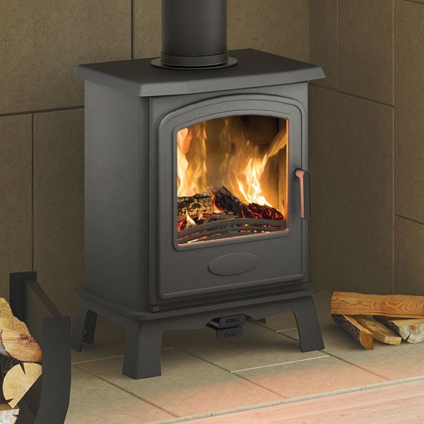 Broseley Hereford 5kw Defra Multifuel Wood Burning Stove