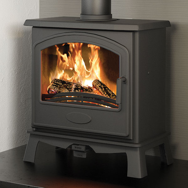 Broseley Hereford 7kw Defra Multifuel Wood Burning Stove