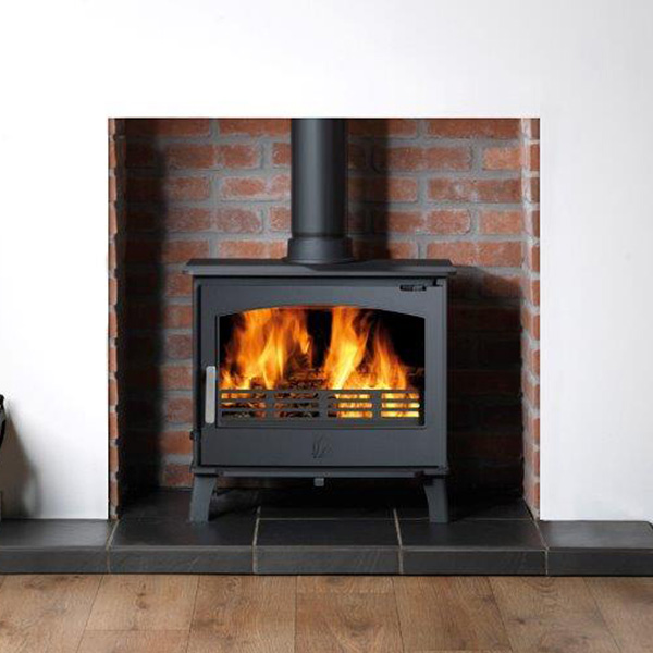 ACR Hopwood 6kw Steel Defra Multifuel Wood Burning Stove