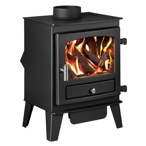 Hunter Avalon 4G - 3kw Natural Gas Stove - Log Effect Only