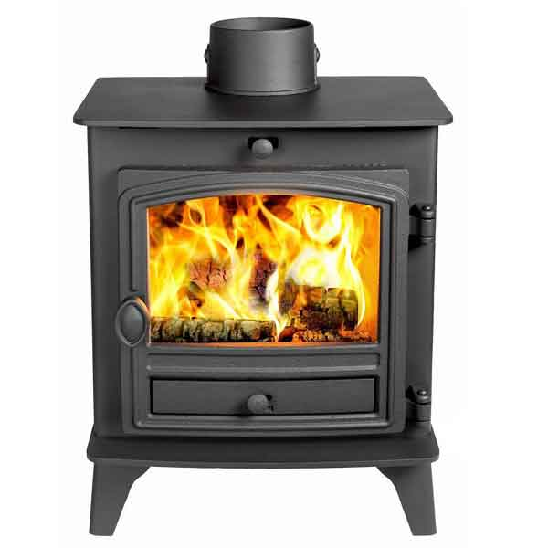Hunter Compact 5 - 4.7kw SE Wood Burning Stove