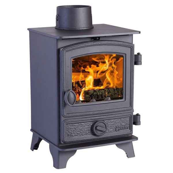Hunter Hawk 3 - 4.2kw Multifuel Stove